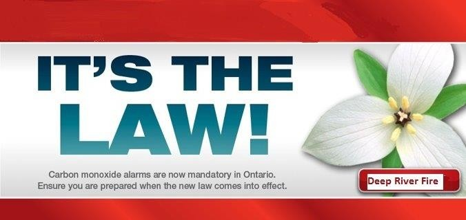 CO Detectors - It's the Law!