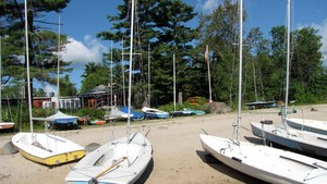 <b>A glimpse of the Yacht and Tennis Club submitted by Kim Knight.</b>