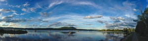 <b>A waterfront panorama submitted by Mike Thompson.</b>