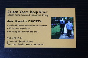 Golden Years Deep River