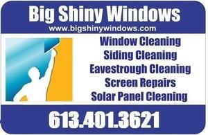 Big Shiny Windows Inc.