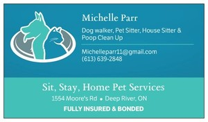 Sit Stay Home Pet Services
