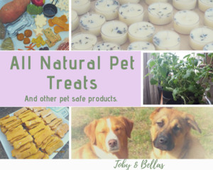 TobyandBellas - Natural Pet Treats
