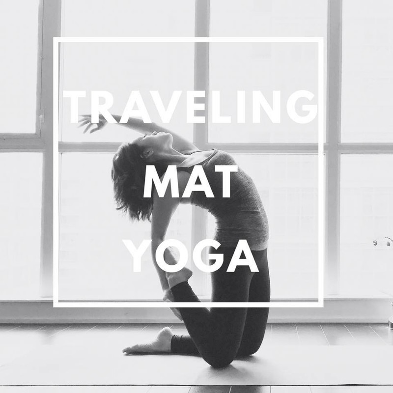 Traveling Mat Yoga