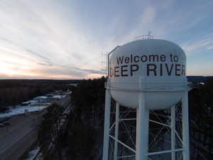 <b>The water tower care of Vicki Inch</b>